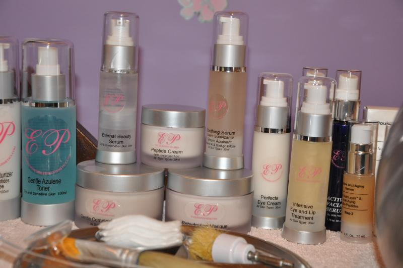EP Cosmetics- High End Profesional SPA Skin Care Line...